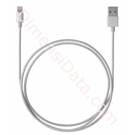 Jual Charge Lightning Cable Targus Silver [ACC99405]